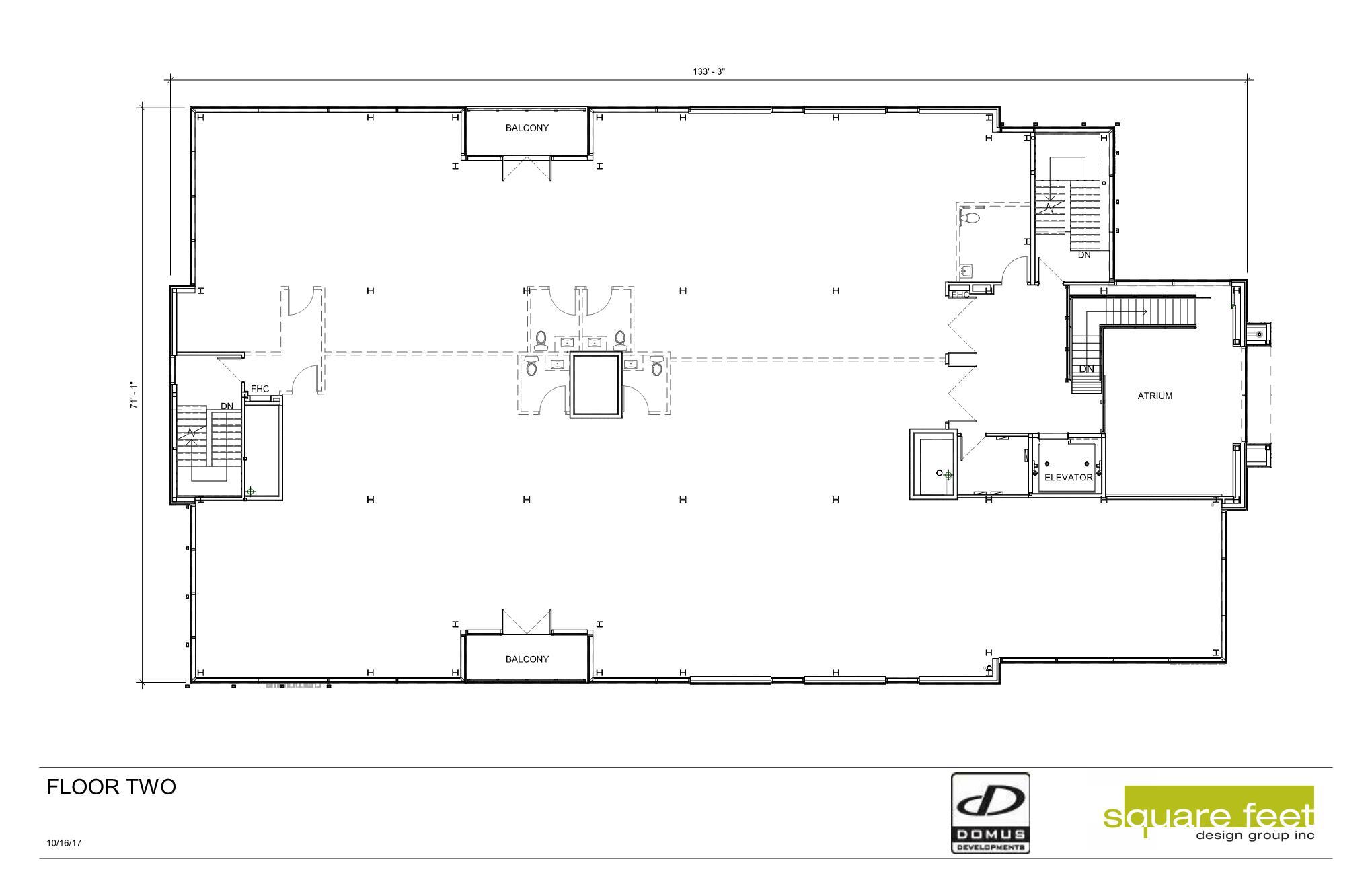 200 village walk blvd london domus developments for Domus building cleaning